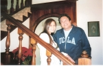 Miss OMASC 2006- Genevieve Soriano with her dad - Willie