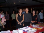 Birthday celebrants at LJ Ballroom - Merci Puen & Ed Evangelista. May you have more B-days to celebrate.